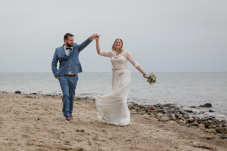 Hochzeitsfotografie in Schleswig-Holstein